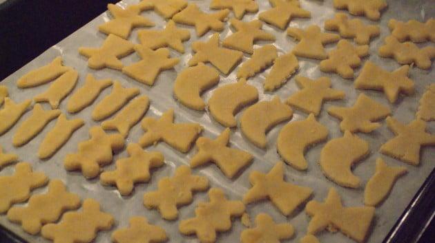 przepis na maślane ciasteczka