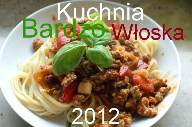 Akcja - Kuchnia Bardzo Włoska