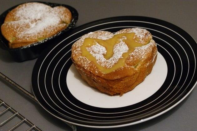 Tarteletki z owocami w foremkach Rossmann