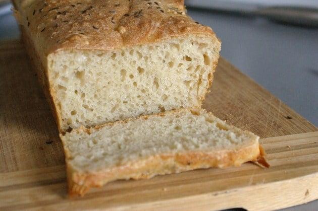 chleb z mieszanki lidl