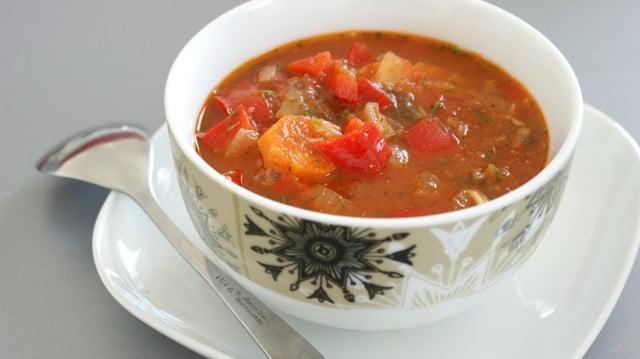 zupa pomidorowa po królewsku