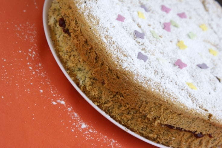 Ciasto z makiem