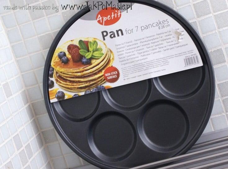 patelnia pancake