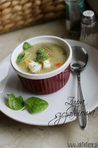 zupa szczawiowa