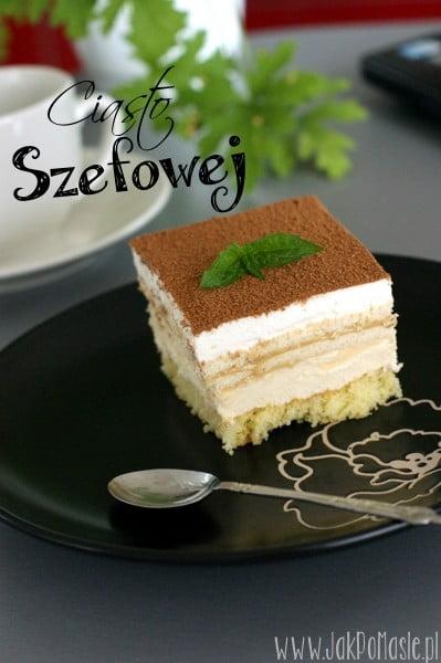 ciasto szefowej