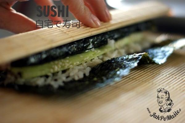 przepis na sushi