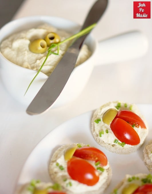 pasta oliwkowa do kanapek