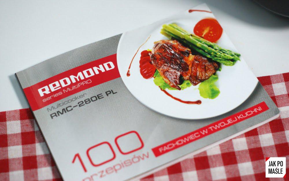 książka kucharska redmond multicooker