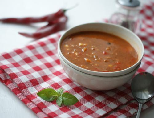 Rozgrzewająca zupa meksykańska na jesienne chłody