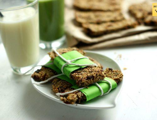 Superfoods i przepis na batony energetyczne