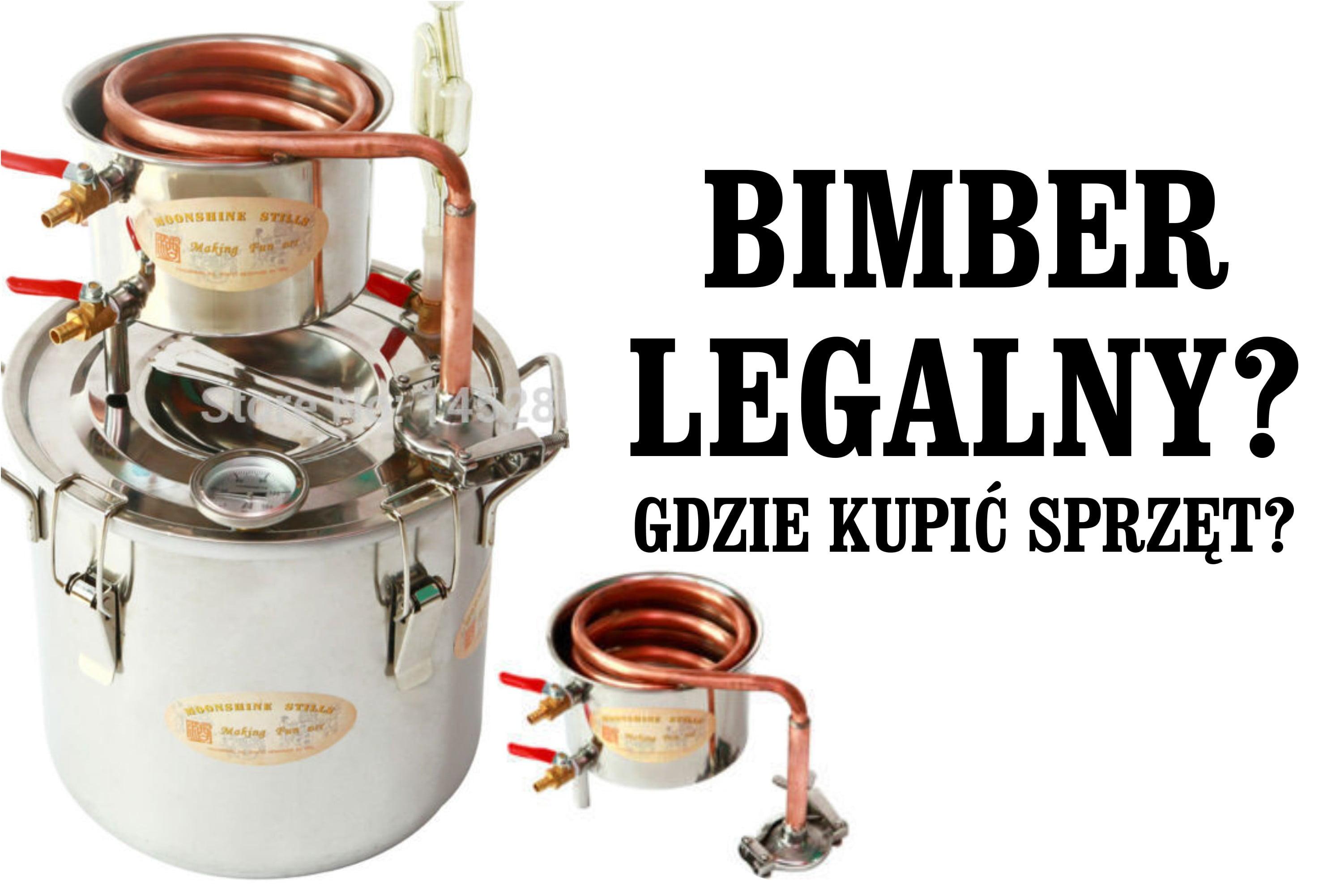 bimber legalny
