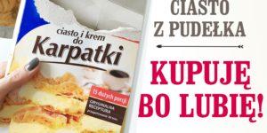 Ciasto z pudełka dobre DLA DZIECI :)
