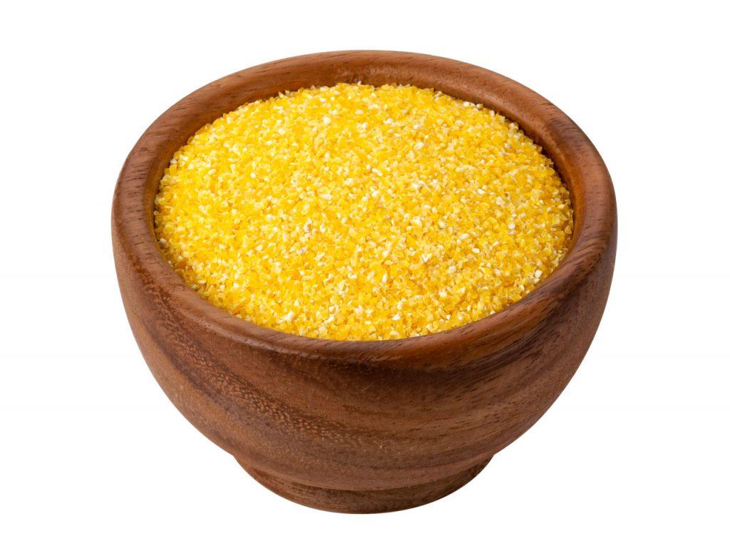 kasza kukurydziana jak wygląda